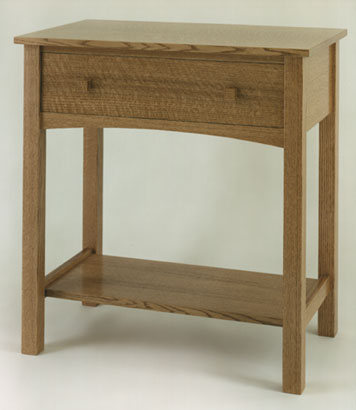 Arts and Crafts Washstand