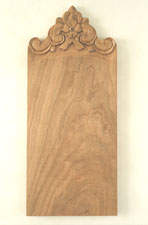 woodcarved cutting board